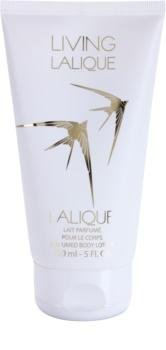 Lalique Living Lalique leite corporal para mulheres 150 ml