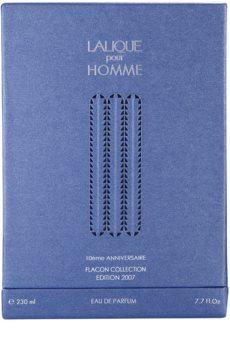 Lalique Pour Homme Faune 10éme Anniversaire Flacon Collection Edition 2007 parfémovaná voda pro muže 230 ml