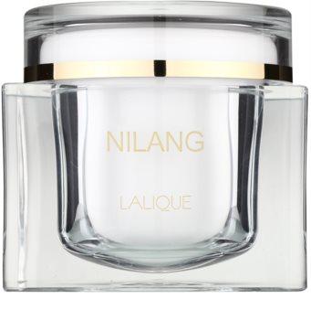 Lalique Nilang Körpercreme für Damen 200 ml