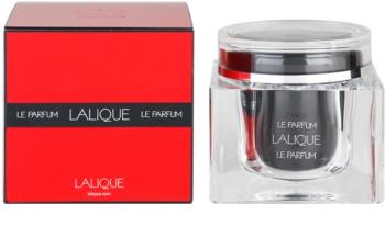 Lalique Le Parfum crema corporal para mujer 200 ml