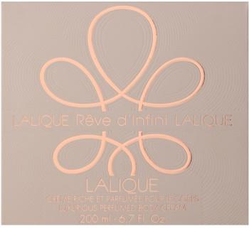 Lalique Reve d´Infini Body Cream for Women 200 ml