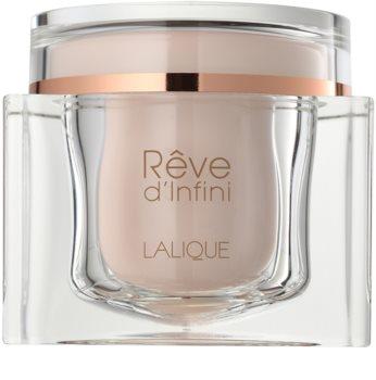 Lalique Reve d´Infini Körpercreme für Damen 200 ml