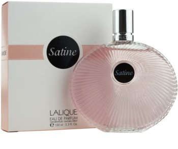 Lalique Satine eau de parfum per donna 100 ml