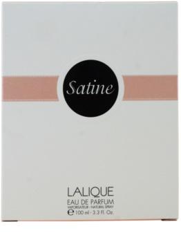 Lalique Satine Eau de Parfum voor Vrouwen  100 ml