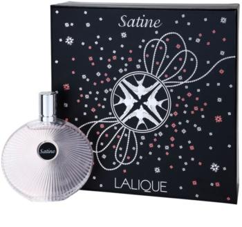 Lalique Satine zestaw upominkowy I.