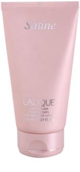 Lalique Satine Body lotion für Damen 150 ml