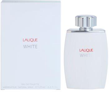 Lalique White toaletná voda pre mužov 125 ml
