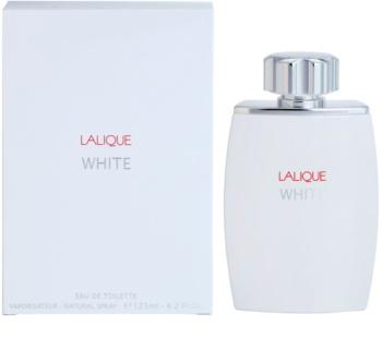 Lalique White toaletní voda pro muže 125 ml