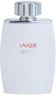 Lalique White toaletna voda za moške 125 ml