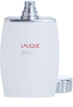 Lalique White Eau de Toilette Herren 125 ml
