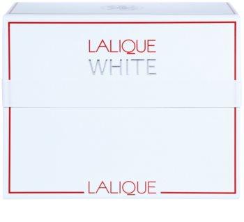 Lalique White zestaw upominkowy III.