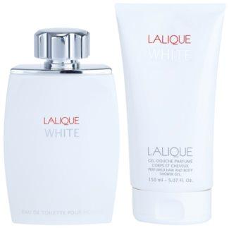 Lalique White set cadou III.