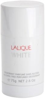 Lalique White deo-stik za moške 75 ml