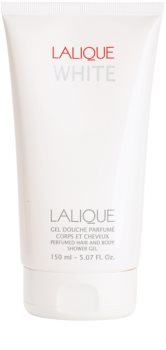 Lalique White sprchový gel pro muže 150 ml