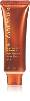 Lancaster Infinite Bronze bronzujúci gél na tvár SPF 6