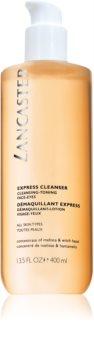 Lancaster Cleansers & Masks čistiaca pleťová voda 3v1