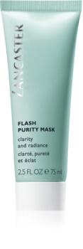 Lancaster Cleansers & Masks čisticí a rozjasňující pleťová maska
