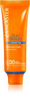 Lancaster Sun Beauty крем для обличчя для засмаги SPF30