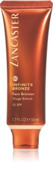 Lancaster Infinite Bronze Bronzer-Gel für das Gesicht LSF 15