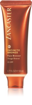 Lancaster Infinite Bronze bronzující gel na obličej SPF15