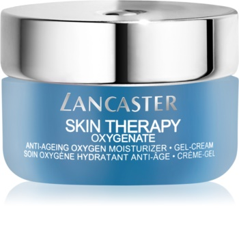 Lancaster Skin Therapy Oxygenate crema hidratante con textura de gel antiarrugas