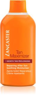 Lancaster Tan Maximizer ukľudňujúci hydratačný krém pre predĺženie opálenia