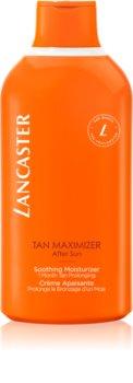 Lancaster Tan Maximizer kojący krem nawilżający przedłużający opaleniznę
