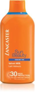 Lancaster Sun Beauty mléko na opalování SPF 30