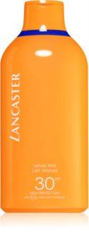 Lancaster Sun Beauty мляко за загар  SPF 30