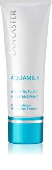 Lancaster Aquamilk matující fluid pro mastnou a smíšenou pleť
