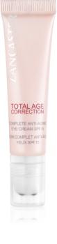 Lancaster Total Age Correction crème anti-rides contour yeux SPF 15