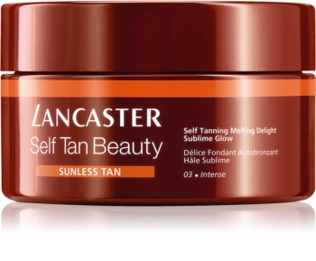 Lancaster Self Tan Beauty Intensive Self-Tanning Cream