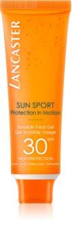 Lancaster Sun Sport matterende gezichtsgel SPF 30