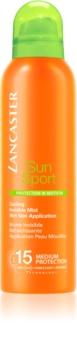 Lancaster Sun Sport rashlađujuća magla za sunčanje za tijelo SPF 15