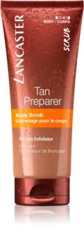Lancaster Tan Preparer Body Scrub