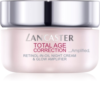 Lancaster Total Age Correction _Amplified crema notte antirughe illuminante