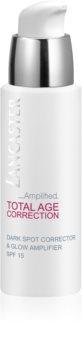 Lancaster Total Age Correction _Amplified aufhellendes Serum gegen Falten gegen Pigmentflecken