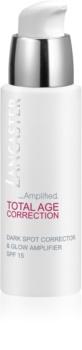 Lancaster Total Age Correction _Amplified rozjasňujúce protivráskové sérum proti pigmentovým škvrnám
