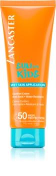 Lancaster Sun For Kids vodeodolný krém na opaľovanie SPF 50