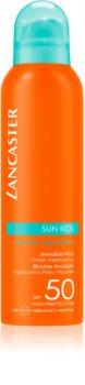 Lancaster Sun for Kids слънцезащитна водоустойчива мъгла SPF 50