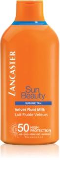 Lancaster Sun Beauty молочко для засмаги SPF 50