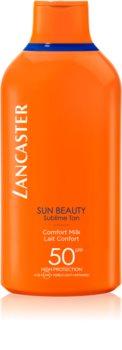 Lancaster Sun Beauty lotiune pentru bronzat SPF 50