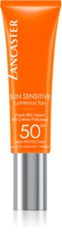 Lancaster Sun Sensitive BB Cream mit sehr hohem UV-Schutz für empfindliche Haut
