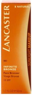 Lancaster Infinite Bronze gel abbronzante viso SPF 15