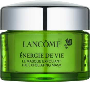 Lancôme Énergie de Vie mascarilla exfoliante apto para pieles sensibles