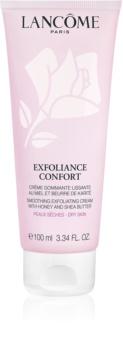 Lancôme Exfoliance Confort Cleansing Peeling For Dry Skin