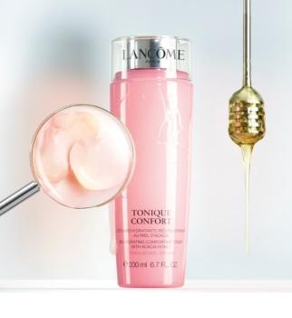 Lancôme Tonique Confort tónico hidratante y calmante para pieles secas