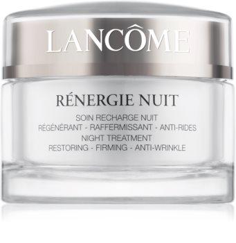 Lancôme Rénergie Nuit Restoring Firming Anti - Wrinkle Night Treatment For All Types Of Skin