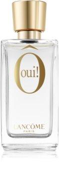 Lancôme Ô Oui eau de toilette pentru femei 75 ml