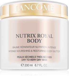 Lancôme Nutrix Royal Body crème nourrissante et réparatrice intense pour peaux sèches à très sèches